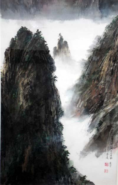 Inspiration from Yellow Mountain - III