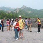 Amy at the Great Wall