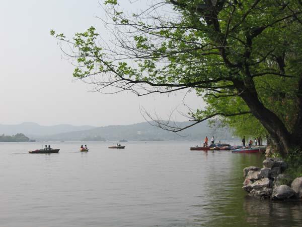 Boats on Westlake