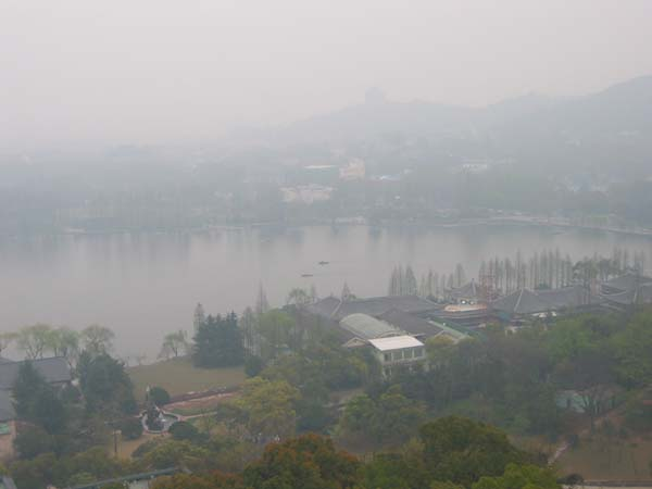 view of West Lake.